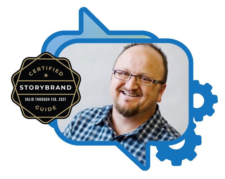 tim yates certified storybrand guide